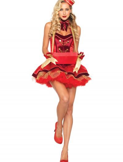 Vintage Cigarette Girl Costume, halloween costume (Vintage Cigarette Girl Costume)