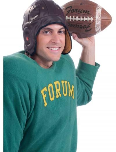 Vintage Football Helmet, halloween costume (Vintage Football Helmet)