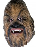 Vinyl 3/4 Chewbacca Mask, halloween costume (Vinyl 3/4 Chewbacca Mask)