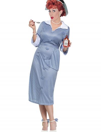 Vitameatavegemin Lucy Costume, halloween costume (Vitameatavegemin Lucy Costume)