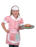 Waitress Role Play Set, halloween costume (Waitress Role Play Set)
