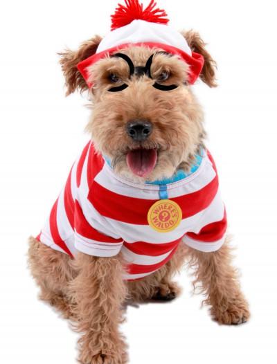 Waldo Woof Dog Costume, halloween costume (Waldo Woof Dog Costume)