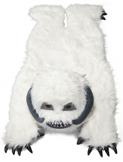 Wampa Rug, halloween costume (Wampa Rug)