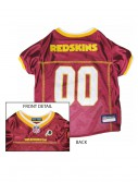Washington Redskins Dog Mesh Jersey, halloween costume (Washington Redskins Dog Mesh Jersey)