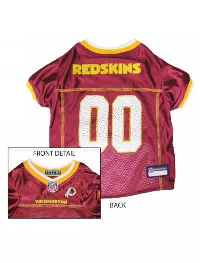 Washington Redskins Dog Mesh Jersey, halloween costume (Washington Redskins Dog Mesh Jersey)