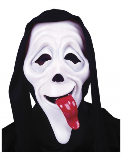 Wass Up Ghost Face Mask, halloween costume (Wass Up Ghost Face Mask)