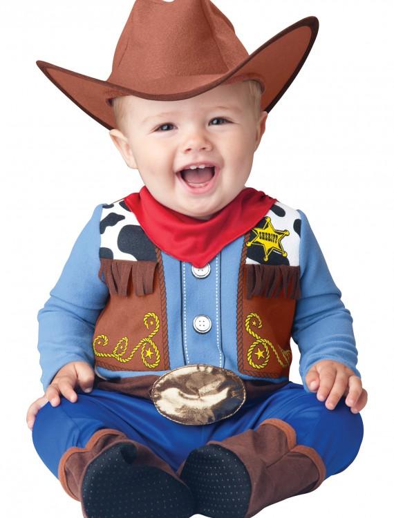 Wee Wrangler Cowboy Costume, halloween costume (Wee Wrangler Cowboy Costume)