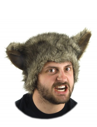 Werewolf Hat, halloween costume (Werewolf Hat)