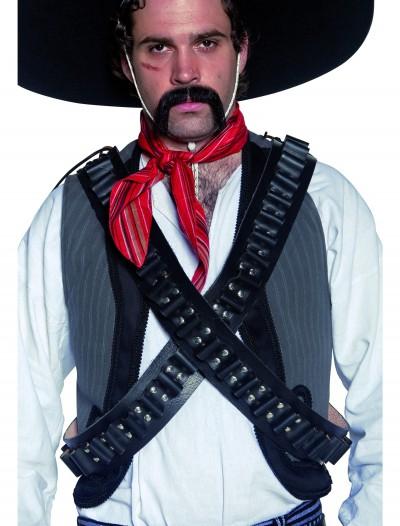 Western Bandolier Bullet Belt, halloween costume (Western Bandolier Bullet Belt)