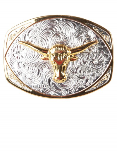 Western Belt Buckle, halloween costume (Western Belt Buckle)