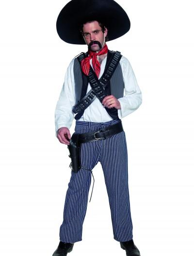 Western Mexican Bandit Costume, halloween costume (Western Mexican Bandit Costume)