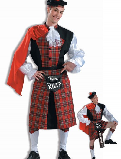 What's Under the Kilt Costume, halloween costume (What's Under the Kilt Costume)