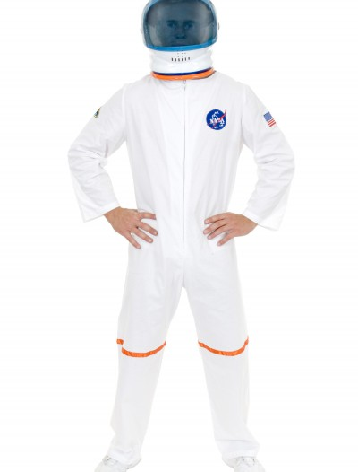 White Astronaut Suit, halloween costume (White Astronaut Suit)