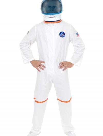 White Astronaut Suit, halloween costume (White Astronaut Suit)