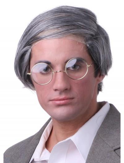 White Baldman Wig, halloween costume (White Baldman Wig)