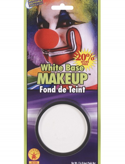 White Base Makeup, halloween costume (White Base Makeup)
