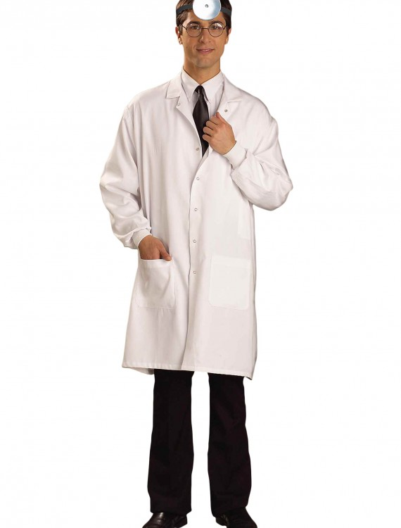 White Doctor Lab Coat, halloween costume (White Doctor Lab Coat)