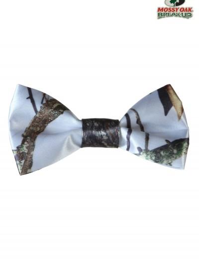 White Mossy Oak Pre-Tied Bow Tie, halloween costume (White Mossy Oak Pre-Tied Bow Tie)