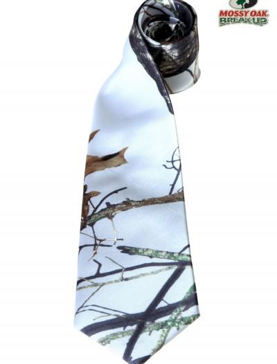 White Mossy Oak Self-Tie Windsor, halloween costume (White Mossy Oak Self-Tie Windsor)