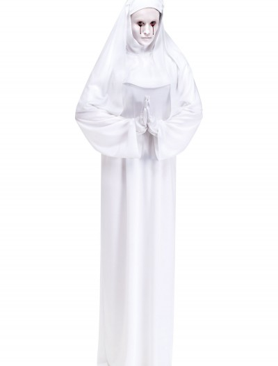 White Mother Superior Costume, halloween costume (White Mother Superior Costume)