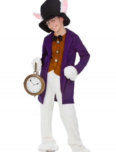 White Rabbit Child Costume, halloween costume (White Rabbit Child Costume)