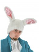 White Rabbit Ears Hat, halloween costume (White Rabbit Ears Hat)