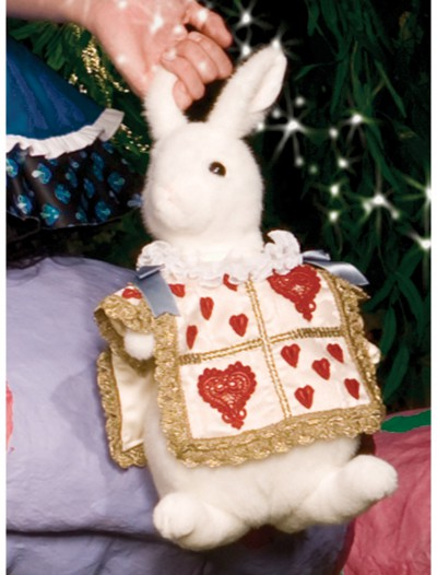 White Rabbit Purse, halloween costume (White Rabbit Purse)