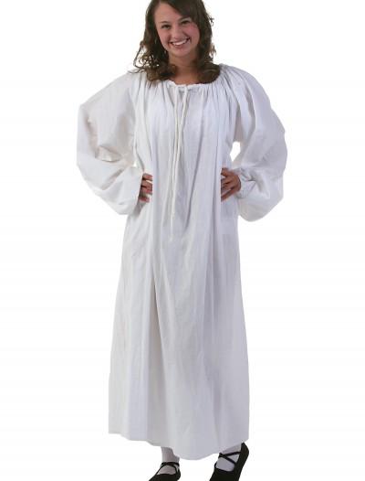 White Renaissance Chemise, halloween costume (White Renaissance Chemise)