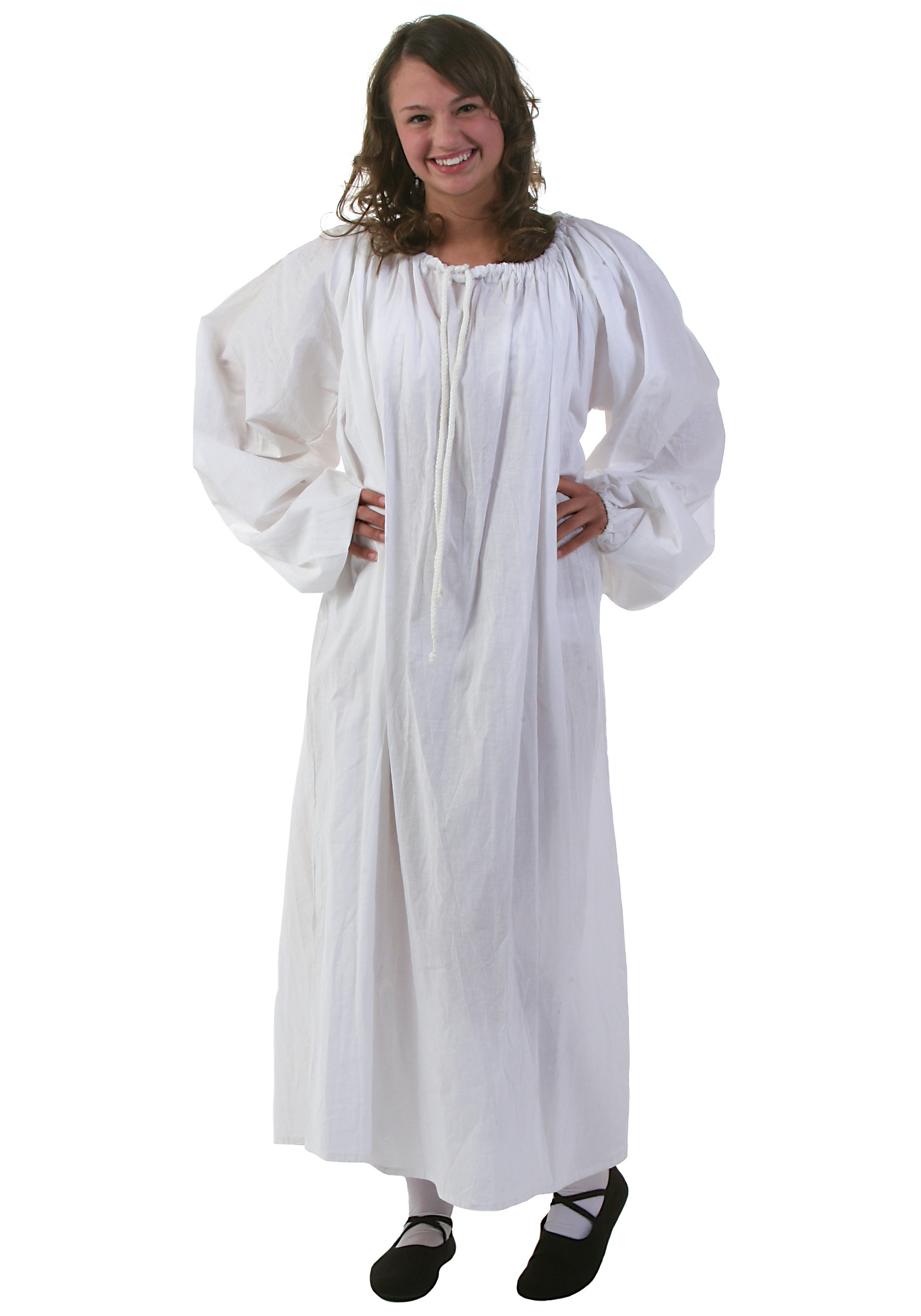 ad19fce2bb0 White Renaissance Chemise - Halloween Costumes