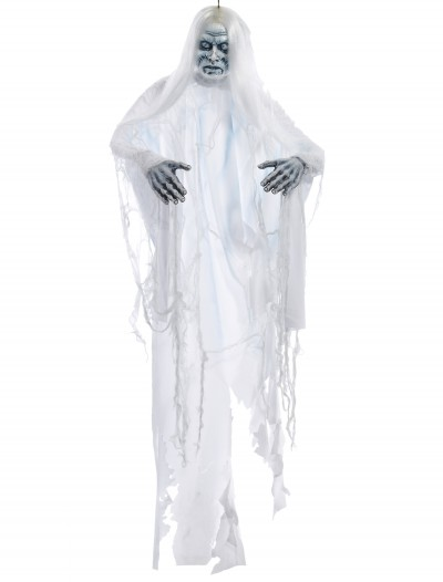 White Shadow Ghost Hanging Prop, halloween costume (White Shadow Ghost Hanging Prop)
