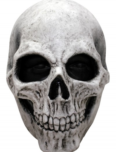 White Skull Mask, halloween costume (White Skull Mask)