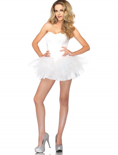 White Tutu Dress, halloween costume (White Tutu Dress)