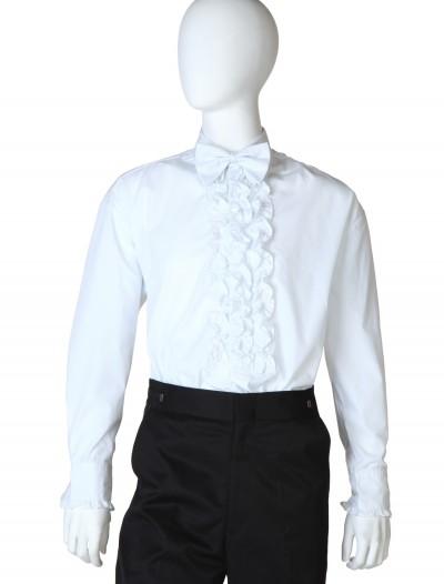 White Tuxedo Shirt, halloween costume (White Tuxedo Shirt)