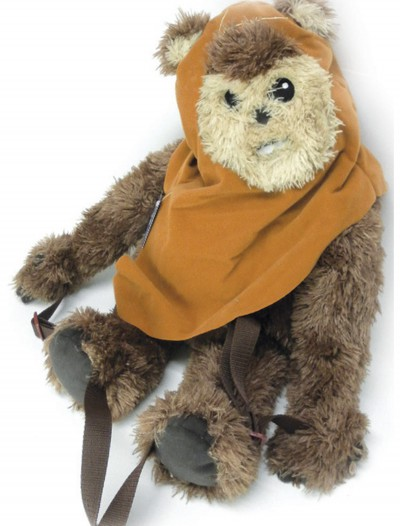 Wicket Ewok Back Buddy, halloween costume (Wicket Ewok Back Buddy)