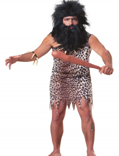 Wild Caveman Costume, halloween costume (Wild Caveman Costume)