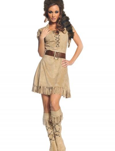 Wild Frontier Woman Costume, halloween costume (Wild Frontier Woman Costume)