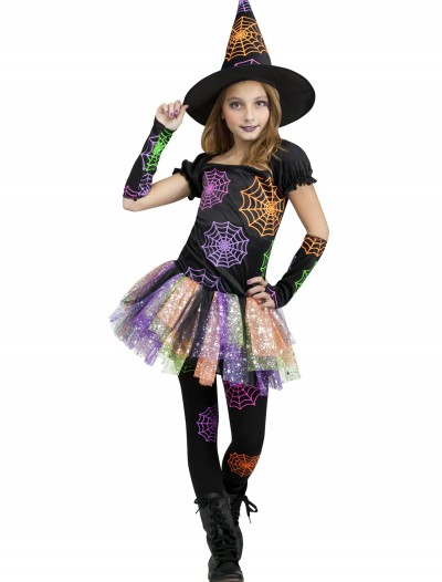 Wild Witch Child Costume, halloween costume (Wild Witch Child Costume)