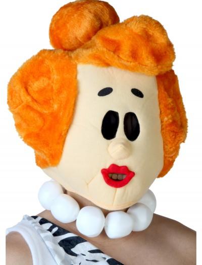 Wilma Flintstone Mask, halloween costume (Wilma Flintstone Mask)