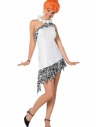 Wilma Flintstone Teen Costume, halloween costume (Wilma Flintstone Teen Costume)