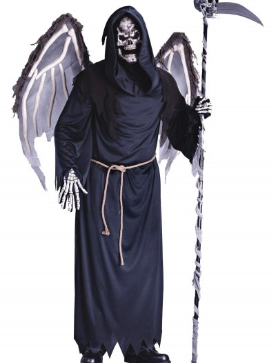 Winged Reaper Costume, halloween costume (Winged Reaper Costume)