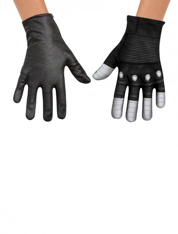 Winter Soldier Adult Gloves, halloween costume (Winter Soldier Adult Gloves)