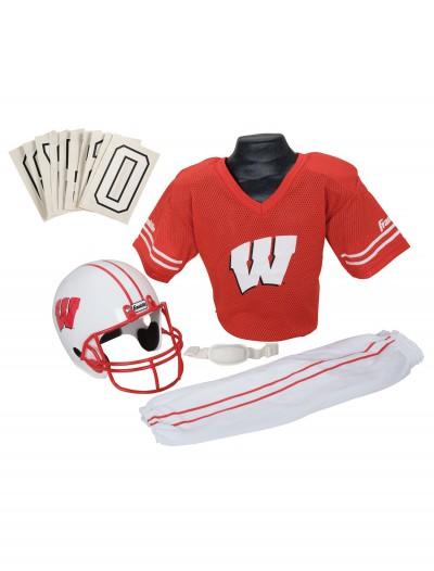 Wisconsin Badgers Child Uniform, halloween costume (Wisconsin Badgers Child Uniform)