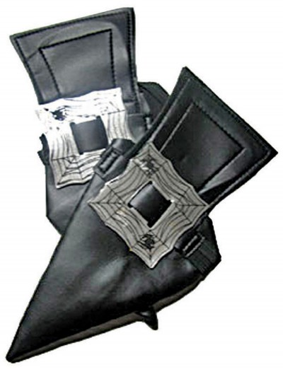 Witch Shoe Covers, halloween costume (Witch Shoe Covers)
