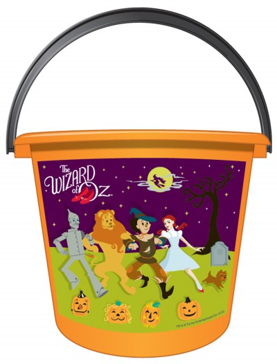 Wizard of Oz Candy Pail, halloween costume (Wizard of Oz Candy Pail)