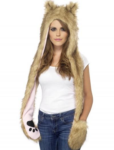 Wolf Hood, halloween costume (Wolf Hood)