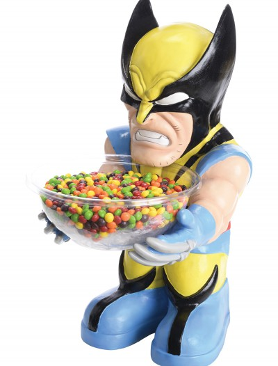 Wolverine Candy Bowl Holder, halloween costume (Wolverine Candy Bowl Holder)