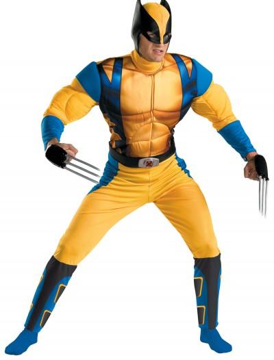 Wolverine Origins Costume, halloween costume (Wolverine Origins Costume)