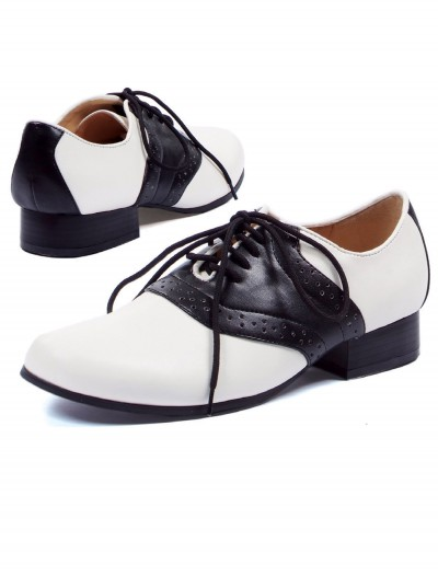 Womens 50s Saddle Shoes, halloween costume (Womens 50s Saddle Shoes)