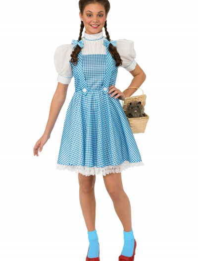 Women's Adult Dorothy Costume, halloween costume (Women's Adult Dorothy Costume)