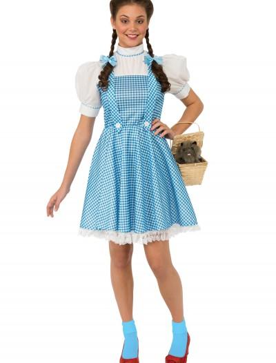 Women's Adult Dorothy Costume, halloween costume (Women's Adult Dorothy Costume)